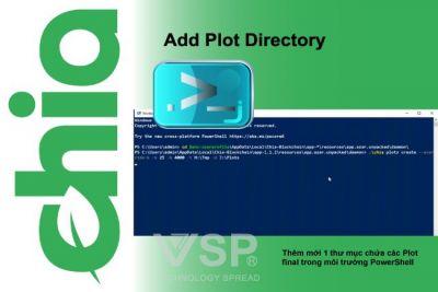 Thêm mới 1 thư mục chứa các Plot final trong môi trường PowerShell