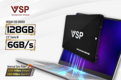 Đánh giá ổ cứng VSP Midium SSD Driver 128Gb