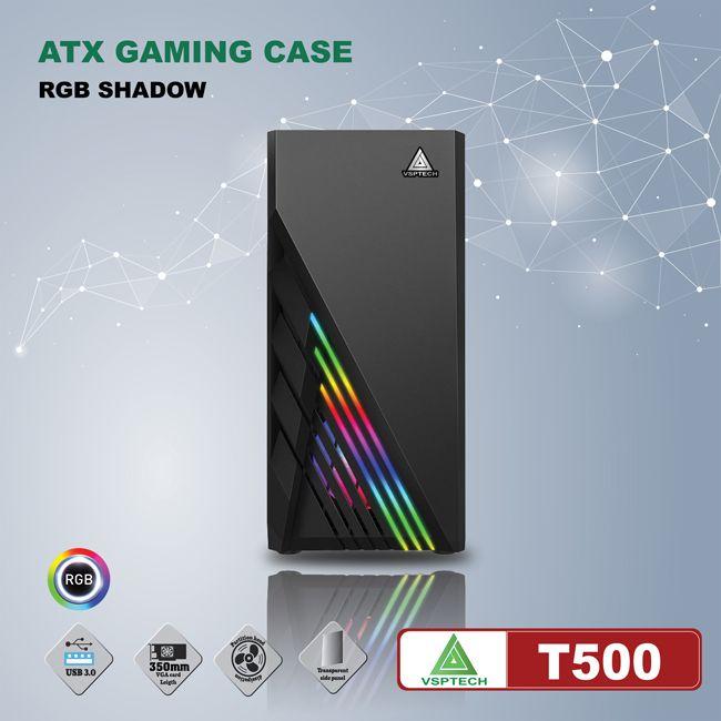 Case VSPTECH ATX Gaming T500