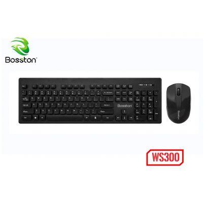 Combo không dây Bosston WS-300