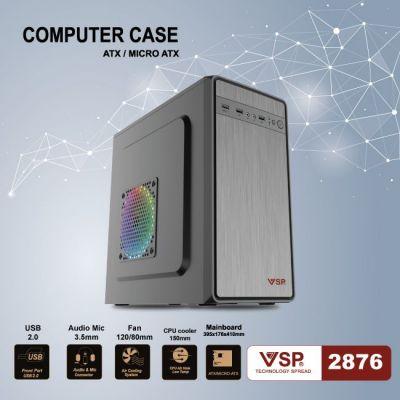 Vỏ Case máy tính VSP 2876