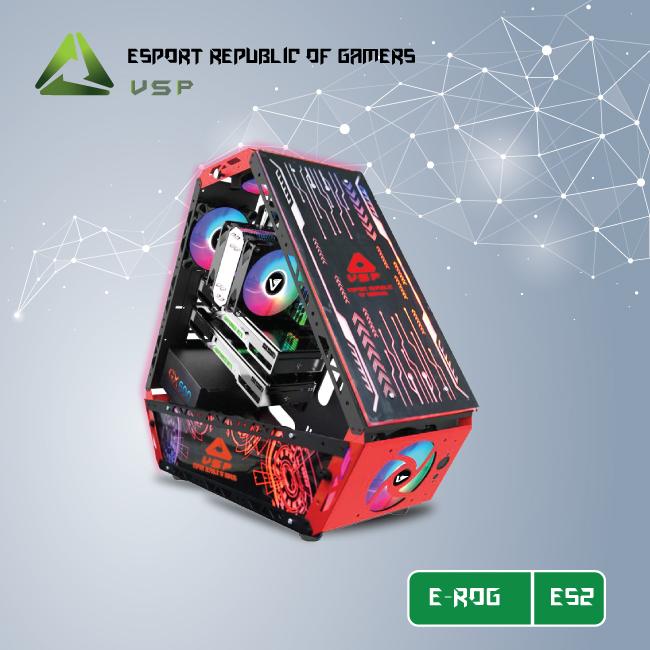CASE VSP ESPORT REPUBLIC OF GAMERS ES2