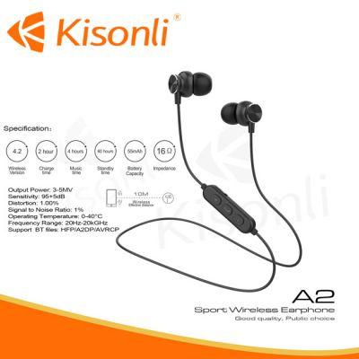 Tai Nghe Bluetooth Kisonli A2