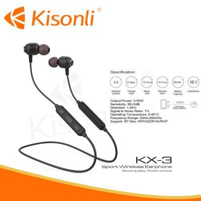 Tai Nghe Bluetooth Kisonli  KX-3