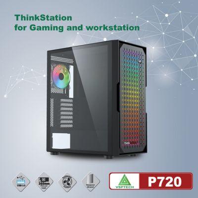 Case VSPTECH ThinkStation P720 for gaming and workstation