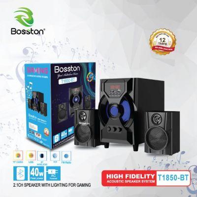 Loa vi tính Bosston bluetooth 2.1 T1850-BT