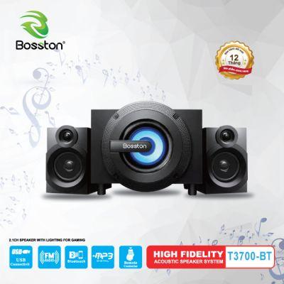 Loa vi tính Bosston bluetooth 2.1 T3700-BT