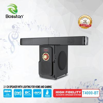Loa vi tính Bosston bluetooth 2.1 T4000-BT