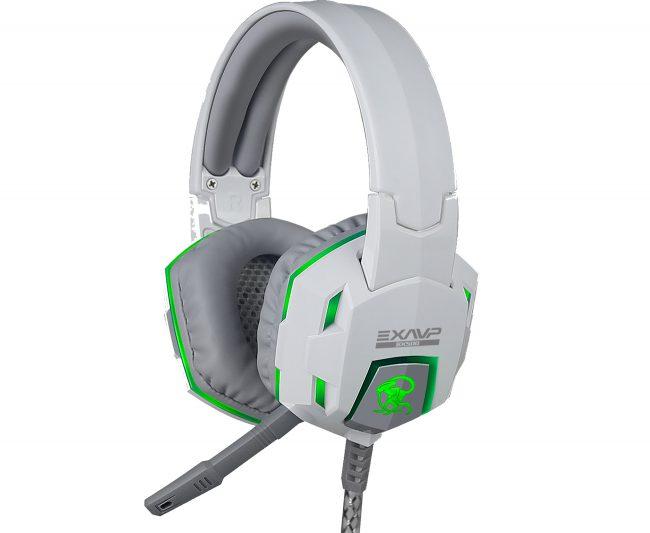 Tai nghe chụp tai chơi game EXAVP EX500 đèn LED chuyển màu