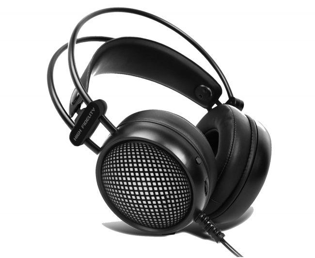 Tai nghe chụp tai chuyên Game EXAVP EX310 đèn Led đa màu