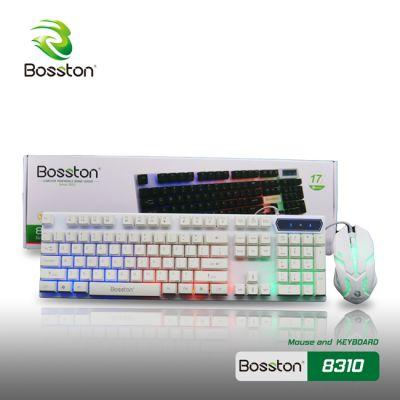 Combo Phím + Chuột Bosston 8310