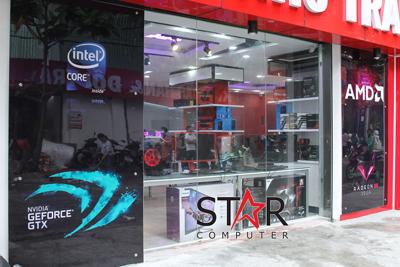Công Ty TNHH Tin Học Ngôi Sao Lớn với 6 năm kinh nghiệm kinh doanh trong lĩnh vực phần cứng, game net với thị trường trải dài từ các cấu hình bình dân đến cao cấp. Là một trong những đối tác bán lẻ linh kiện phụ kiện mouse, keyboard, case các thương